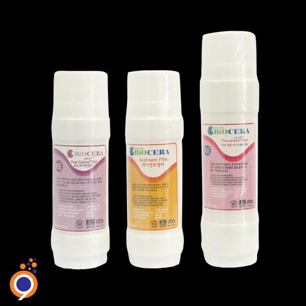 Biocera BCW-300 Filters