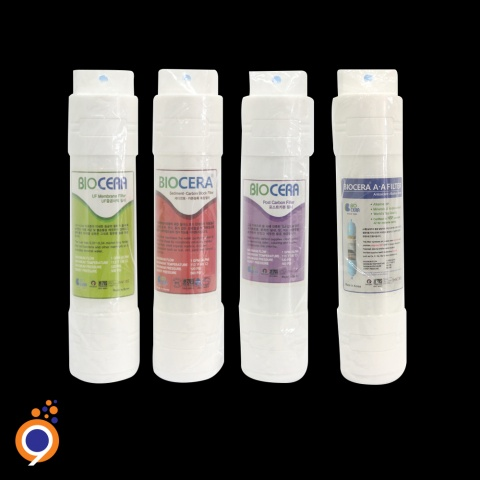 Biocera BCW-500 Filters