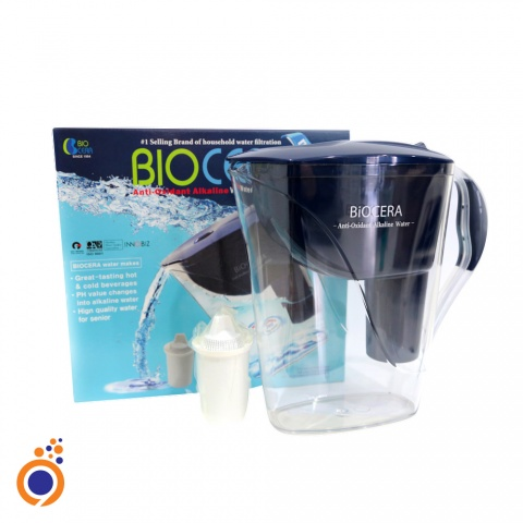 Biocera Antioxidant Hydrogen Alkalinity Jug